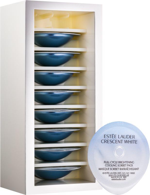 Estée Lauder Crescent White intenzíven hidratáló és élénkítő ápolás a pigment foltok ellen
