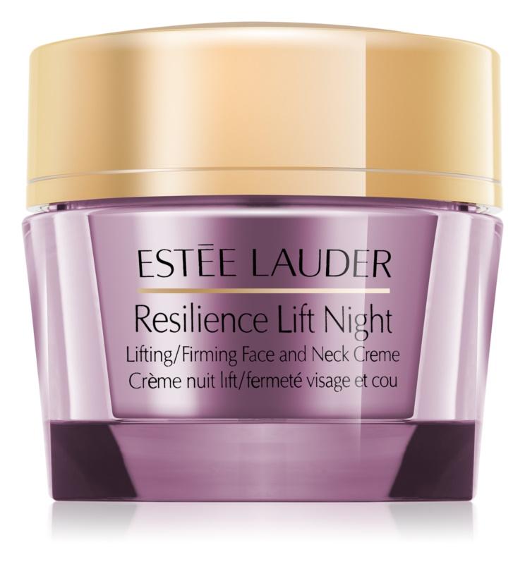 Estée Lauder Resilience Lift Night crema de noapte cu efect lifting  fermitatea fetei si gatului