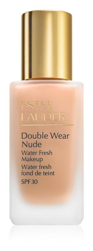 Estée Lauder Double Wear Nude Water Fresh тональний флюїд SPF30