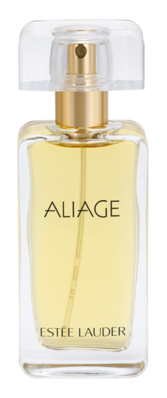 Estée Lauder Aliage eau de parfum pentru femei 50 ml