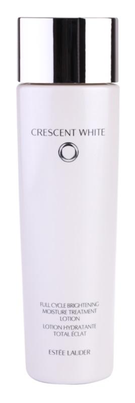 Estée Lauder Crescent White feuchtigkeitsspendendes Gesichtswasser gegen Pigmentflecken
