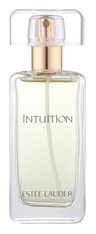 Estée Lauder Estee Lauder Intuition eau de parfum pour femme 50 ml