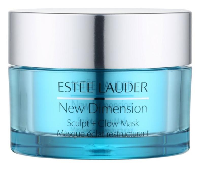 Estée Lauder New Dimension maseczka ujędrniająca do rozjaśnienia i nawilżenia