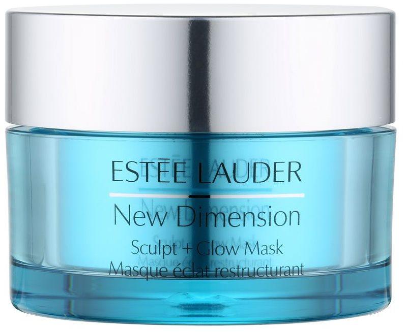 Estée Lauder New Dimension zpevňující maska pro rozjasnění a hydrataci