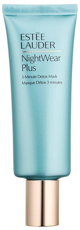 Estée Lauder NightWear Plus 3-Minute Detoxifying Face Mask