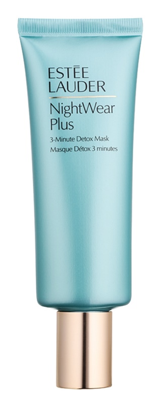 Estée Lauder NightWear Plus 3-Minute Detoxifying Face Mask