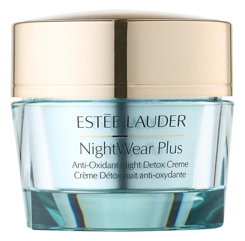 Estée Lauder NightWear Plus detoxikační noční krém
