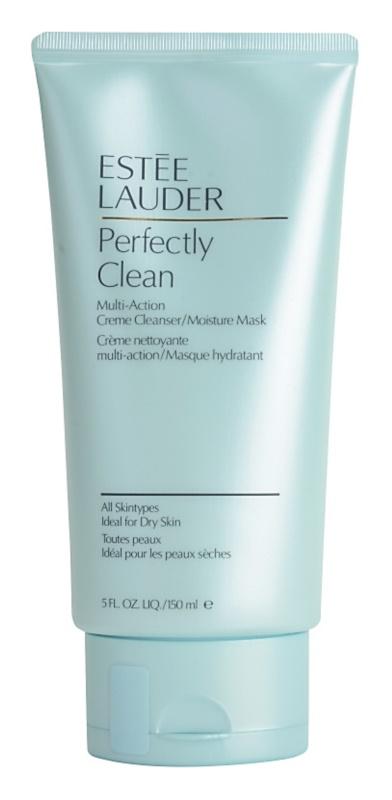Estée Lauder Perfectly Clean čistiaci krém pre suchú pleť