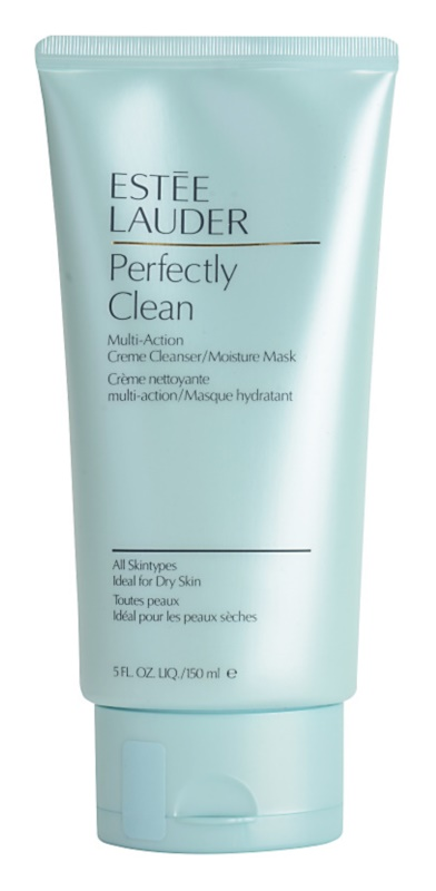 Estée Lauder Perfectly Clean Multi Action Creme Cleanser/Moisture Mask For Dry Skin