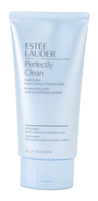 Estée Lauder Perfectly Clean Foam Cleanser 2 in 1