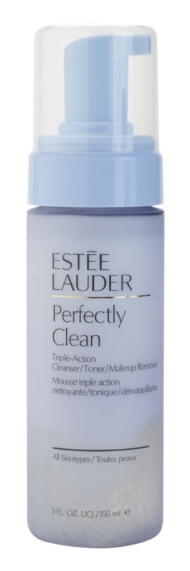 Estée Lauder Perfectly Clean Cleanser, Tonic and Makeup Remover 3 in 1