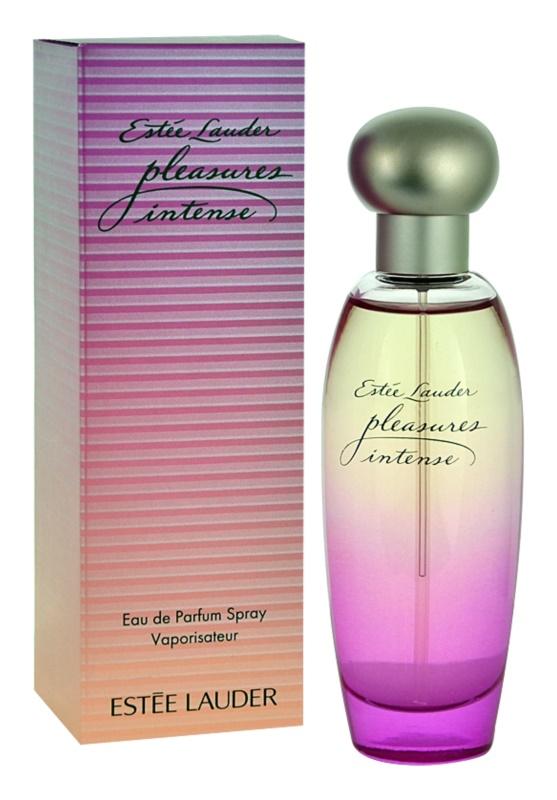 Estée Lauder Pleasures Intense eau de parfum para mujer 100 ml