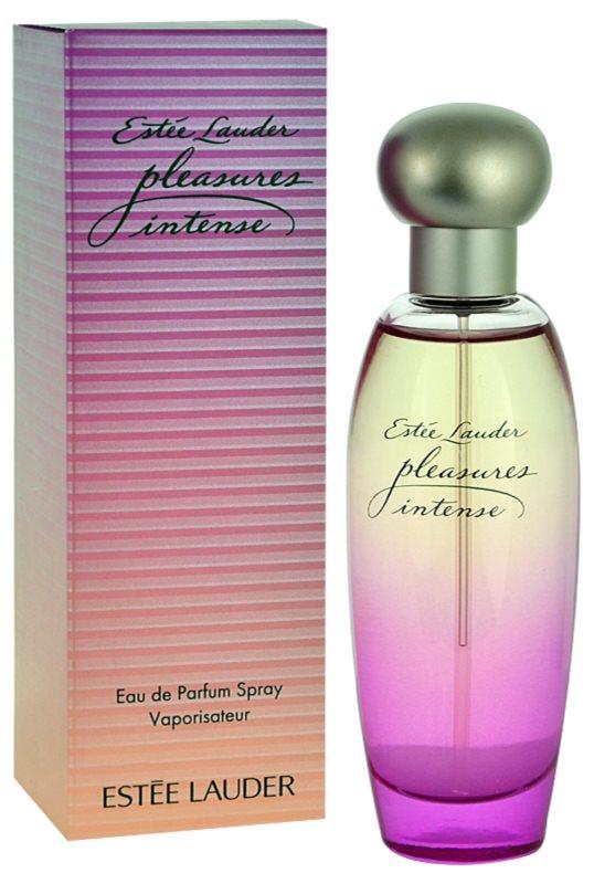 Estée Lauder Pleasures Intense eau de parfum pour femme 100 ml