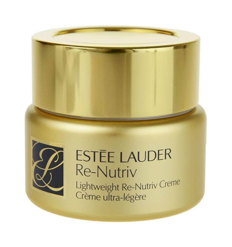 Estée Lauder Re-Nutriv lahka vlažilna krema z gladilnim učinkom