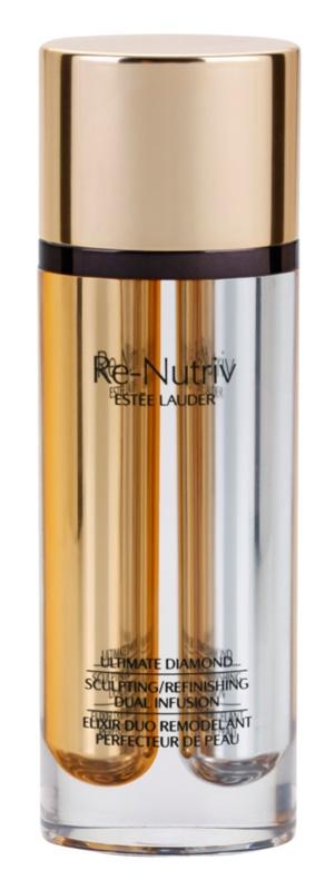 Estée Lauder Re-Nutriv Ultimate Diamond luxus kétösszetevős átformáló szérum szarvasgomba kivonattal