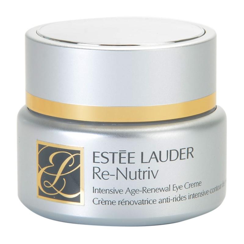 Estée Lauder Re-Nutriv Intensive Age-Renewal крем проти зморшок для шкіри навколо очей