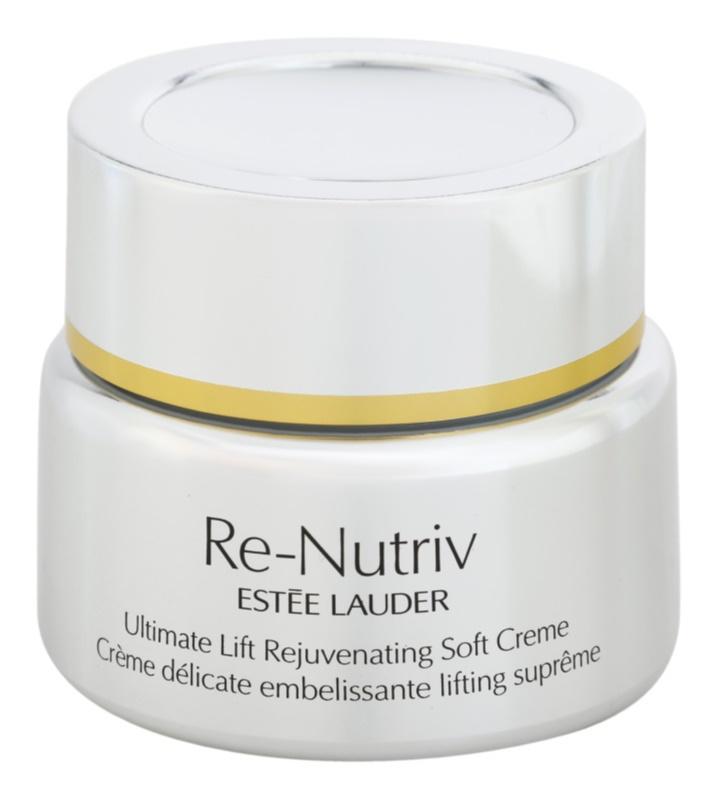 Estée Lauder Re-Nutriv Ultimate Lift cremă hidratantă ușoară pentru întinerirea pielii