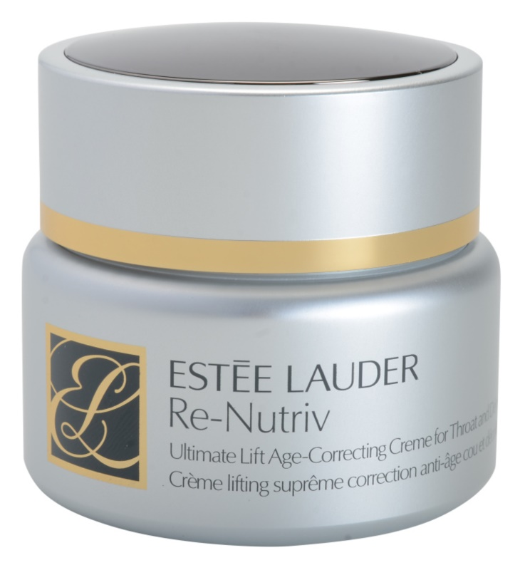 Estée Lauder Re-Nutriv Ultimate Lift Liftingcrem für Hals und Dekolleté