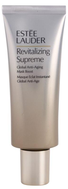Estée Lauder Revitalizing Supreme mascarilla hidratante antiarrugas  para iluminar la piel