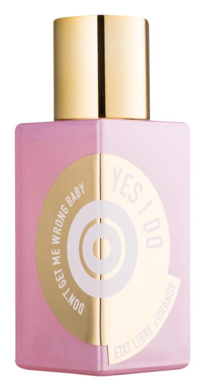 Etat Libre d'Orange Yes I Do eau de parfum per donna 50 ml