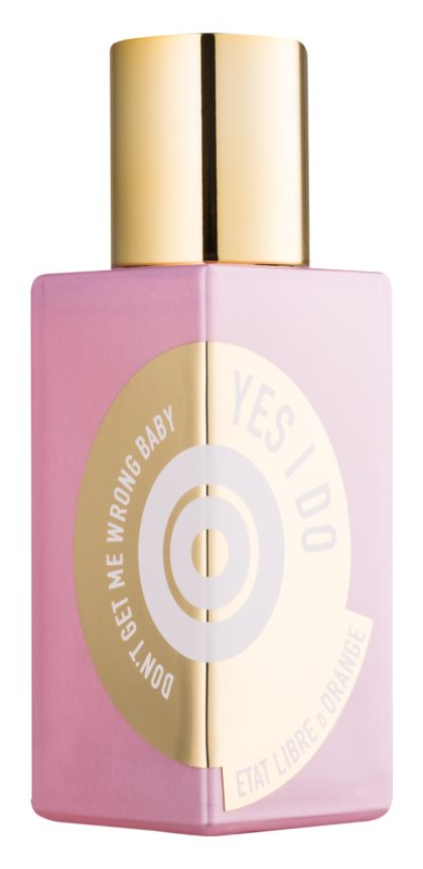 Etat Libre d'Orange Yes I Do parfumovaná voda pre ženy 50 ml