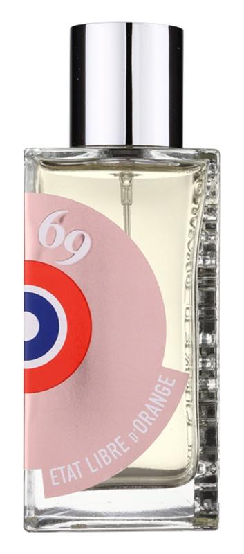 Etat Libre d'Orange Archives 69 eau de parfum teszter unisex 100 ml