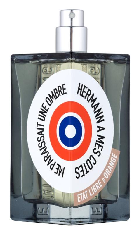 Etat Libre d'Orange Hermann a Mes Cotes Me Paraissait Une Ombre Parfumovaná voda tester unisex 100 ml