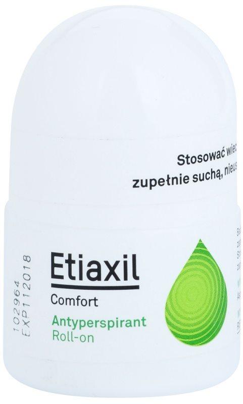 Etiaxil Comfort antiperspirant roll-on s účinkem 3 - 5 dní
