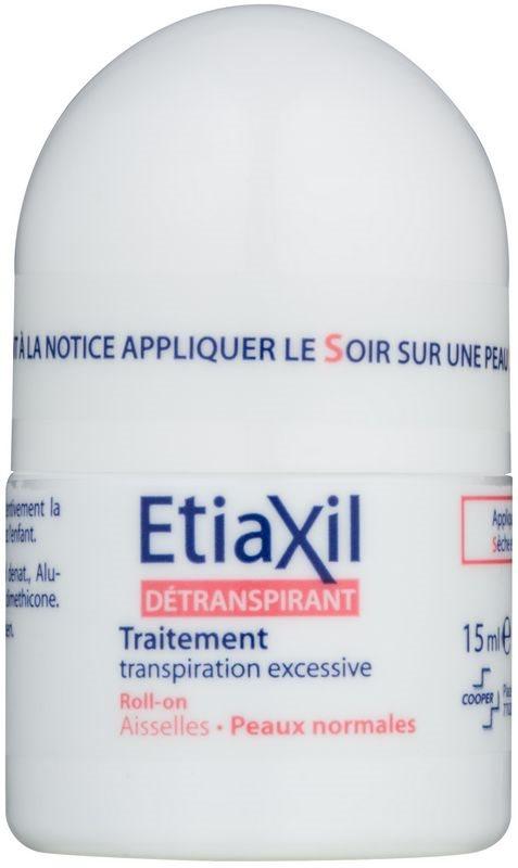 Etiaxil Original golyós dezodor roll-on 3-5 napos védelemmel normál bőrre