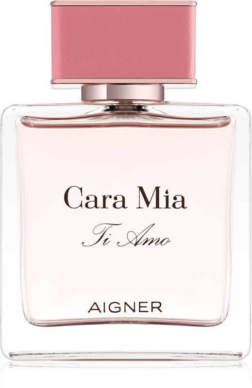 Etienne Aigner Cara Mia  Ti Amo eau de parfum nőknek 100 ml