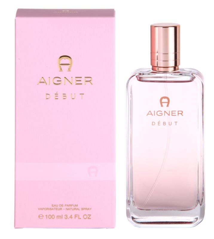 Etienne Aigner Debut Eau de Parfum voor Vrouwen  100 ml