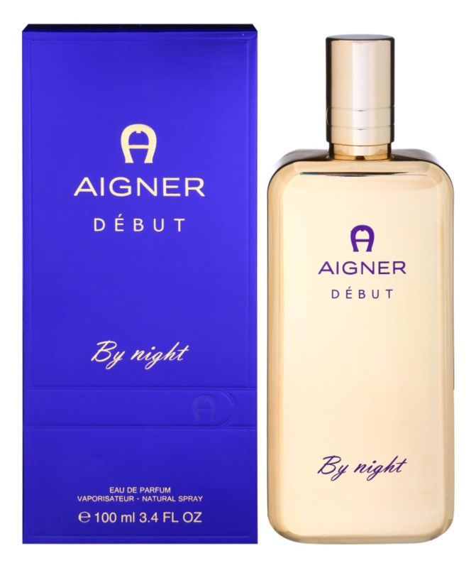 Etienne Aigner Debut by Night Eau de Parfum για γυναίκες 100 μλ