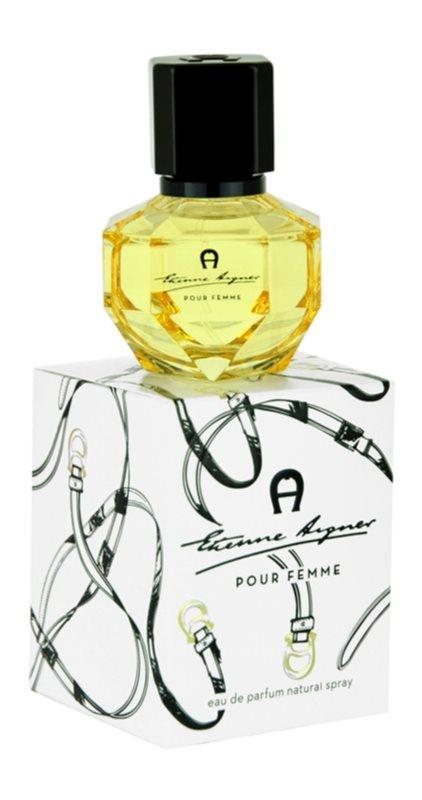 Etienne Aigner Pour Femme Parfumovaná voda pre ženy 100 ml
