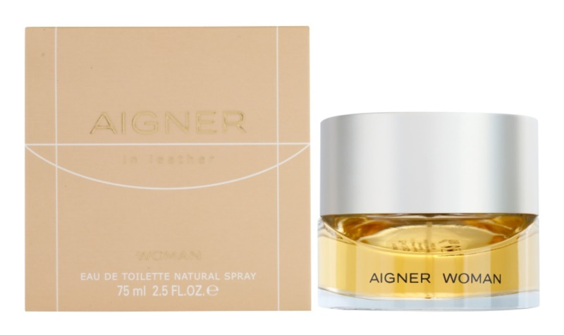 Etienne Aigner In Leather Woman eau de toilette per donna 75 ml