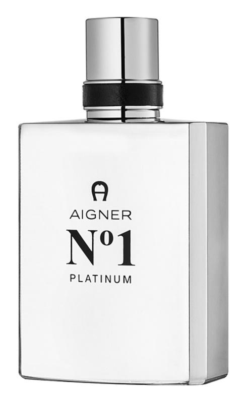 Etienne Aigner No.1 Platinum eau de toilette pour homme 100 ml