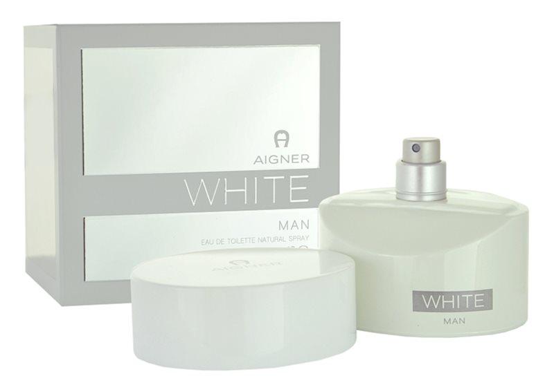 Etienne Aigner White Man Eau de Toilette Herren 125 ml