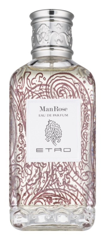 Etro Man Rose Eau de Parfum for Men 100 ml