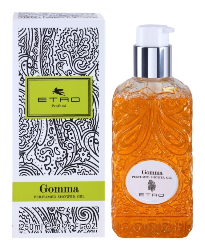Etro Gomma Douchegel Unisex 250 ml