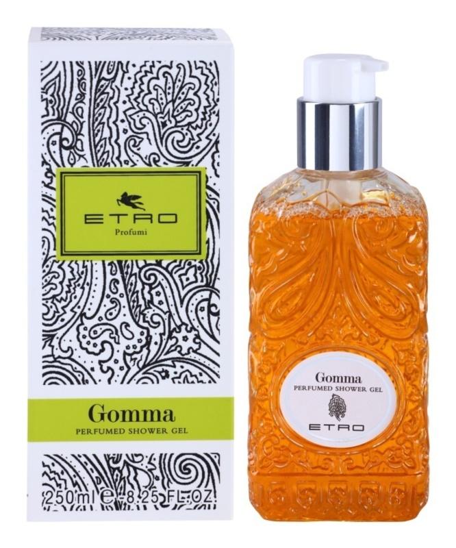 Etro Gomma Shower Gel unisex 250 ml
