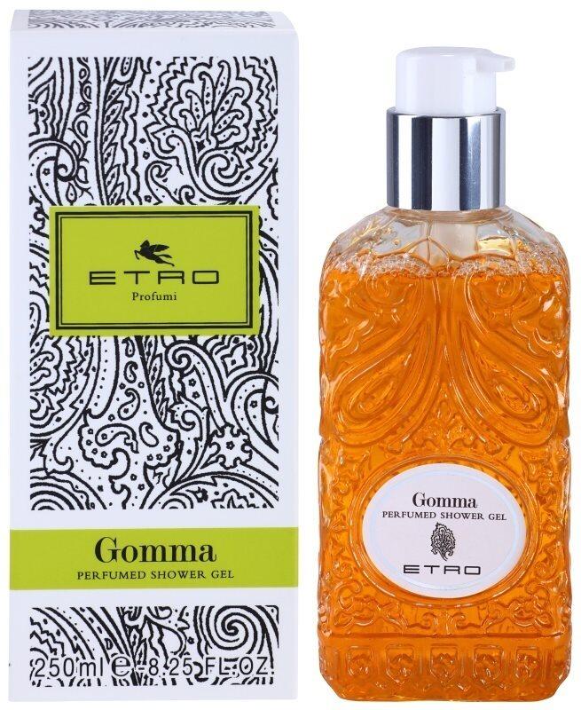 Etro Gomma żel pod prysznic unisex 250 ml