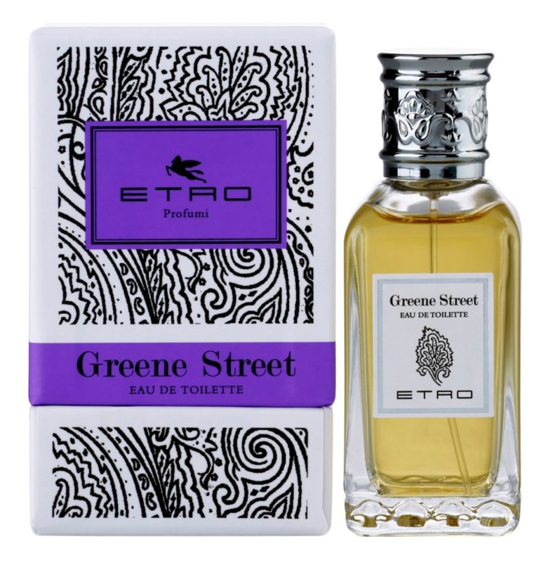 Etro Greene Street Eau de Toilette unisex 50 ml