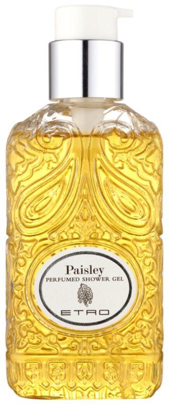 Etro Paisley gel de ducha unisex 250 ml