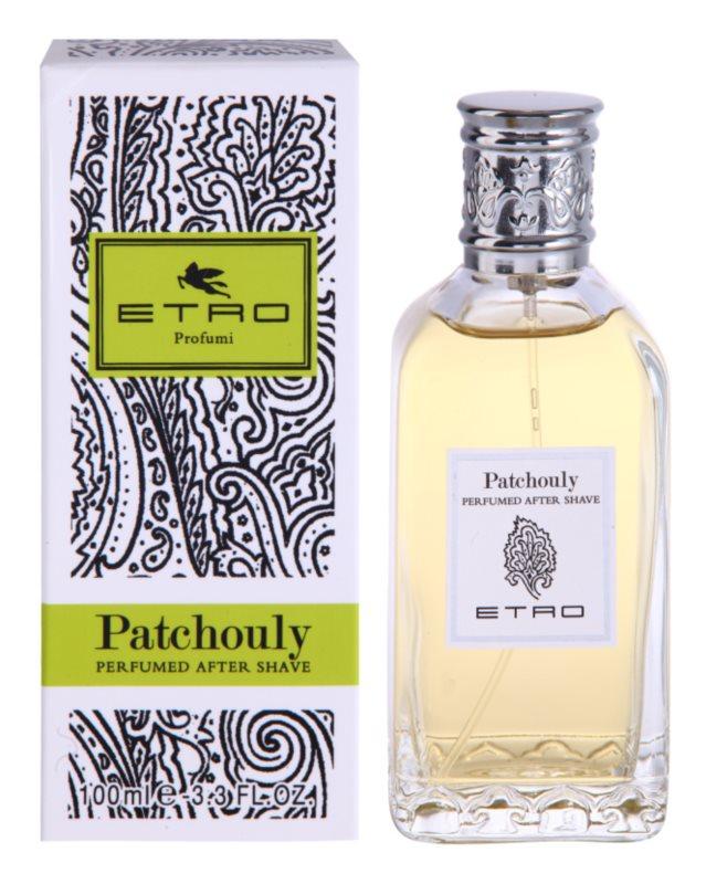 Etro Patchouly after shave pentru barbati 100 ml