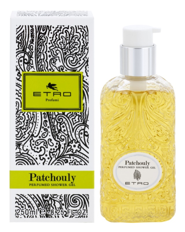 Etro Patchouly gel doccia unisex 250 ml