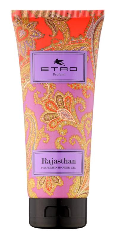 Etro Rajasthan gel de dus unisex 200 ml