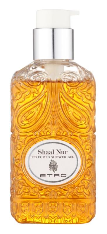 Etro Shaal Nur gel doccia per donna 250 ml