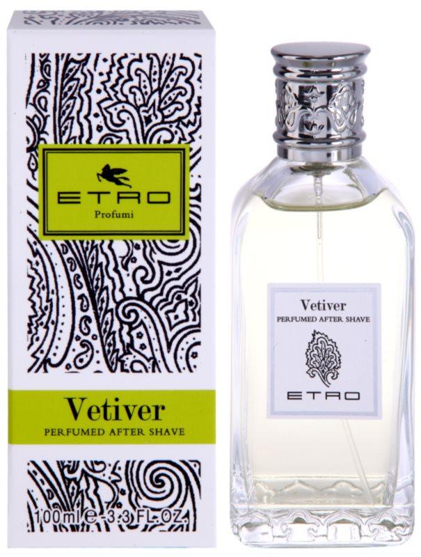 Etro Vetiver тонік після гоління для чоловіків 100 мл
