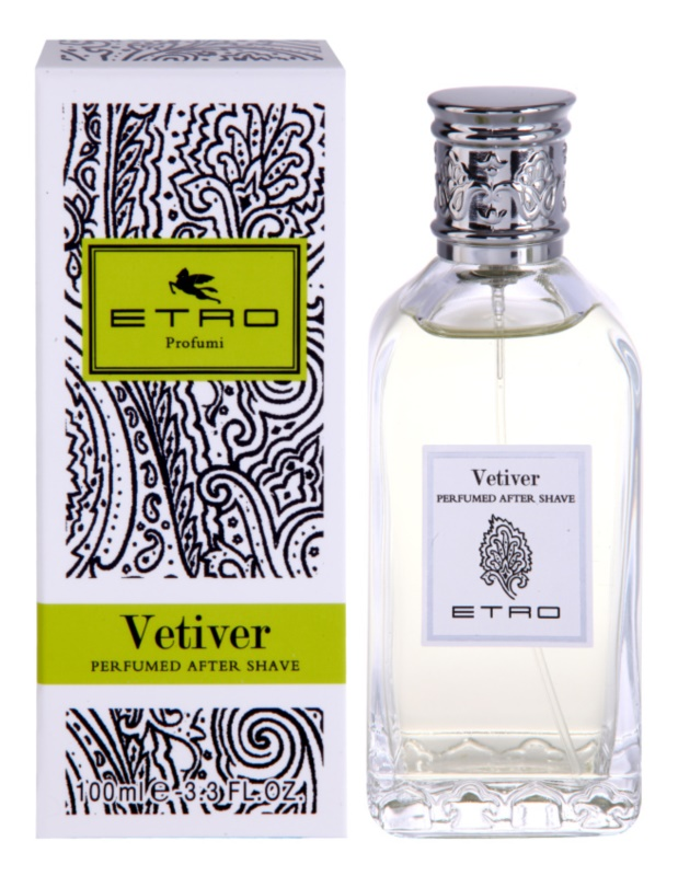 Etro Vetiver voda po holení pro muže 100 ml