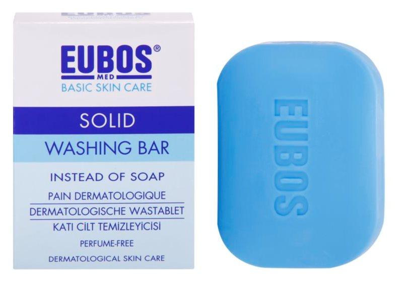Eubos Basic Skin Care Blue syndet bez parfumácie