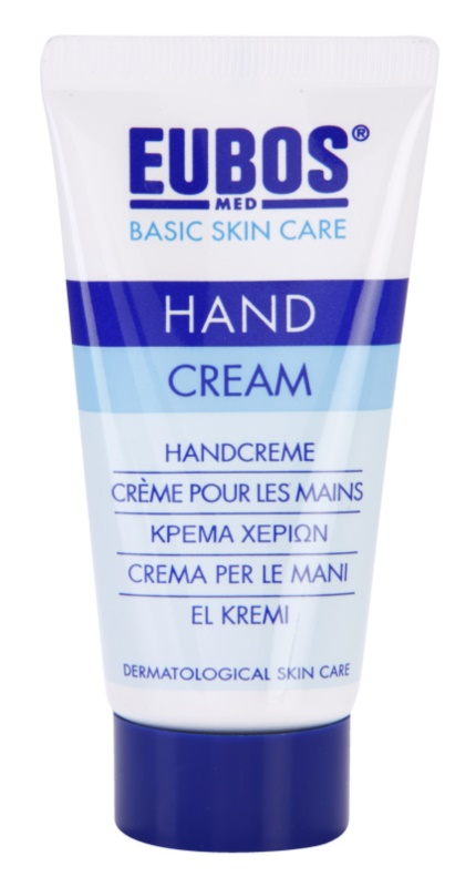 Eubos Basic Skin Care krem regenerujący do rąk